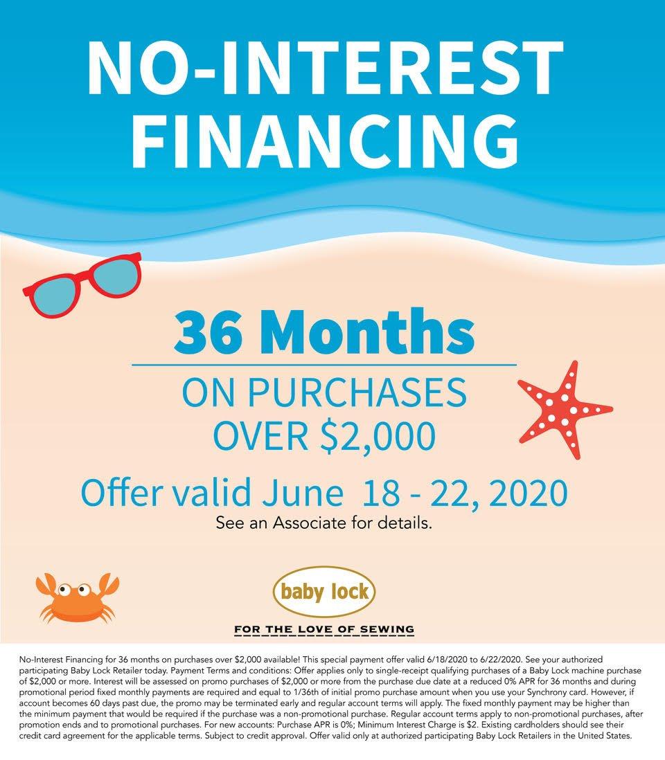 Finance Promotion
