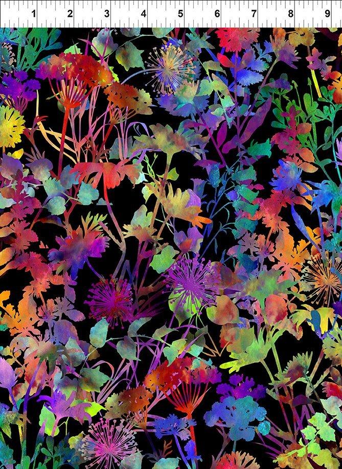 Urban Jungle Flowers Multi