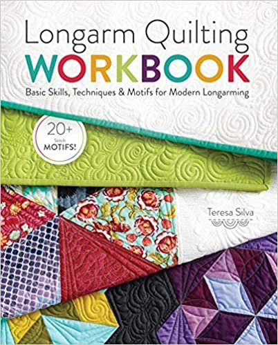 Long Arm Quilting Workbook