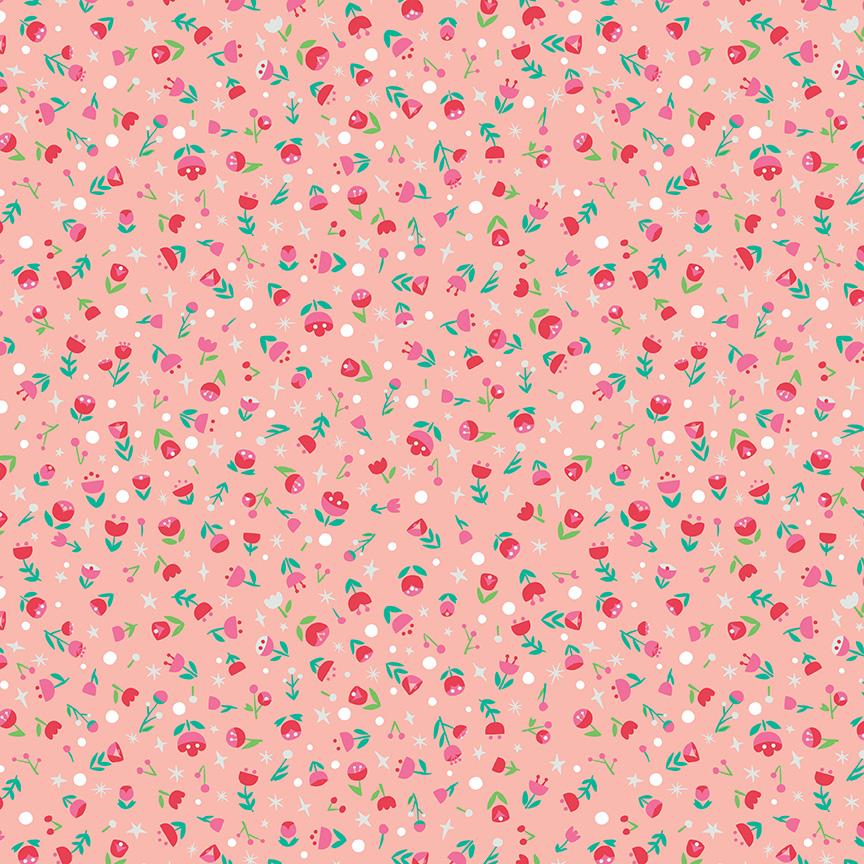 Dorothys Poppy Pink