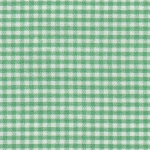 1/16 Emerald Gingham - Fabric Finders