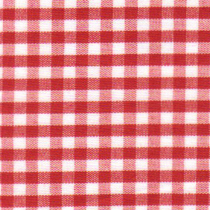 1/8 Berry Gingham - Fabric Finders