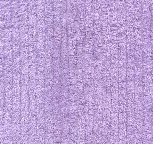 Lavender Ribbed Chenille