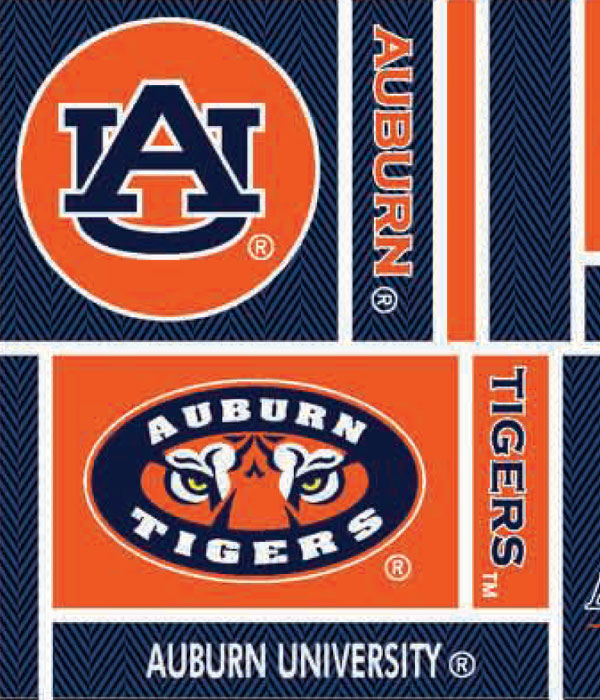 AUBURN UNIVERSITY-020 Cotton