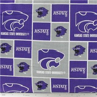 Kansas State Logo Squares