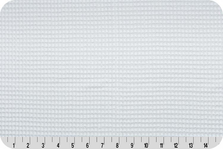 Waffle Cloth White