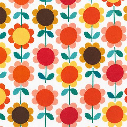 Flowers Vintage Knit
