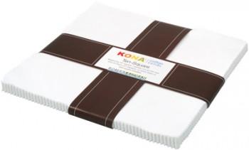 Kona Ten Squares White