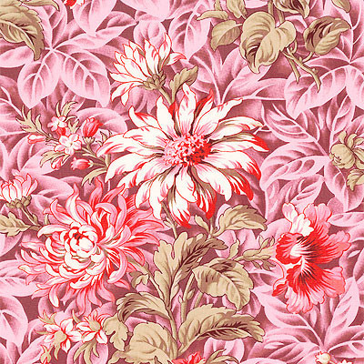 Country Pink Voile