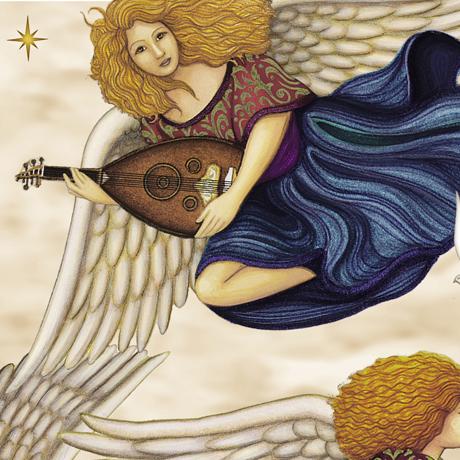 Heavenly Angels Parchment
