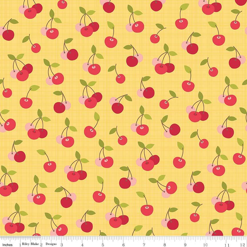 Cherry Pie Yellow