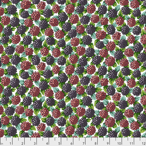 Blackberries Natural