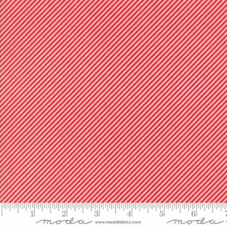 Scrumptious Stripe Red