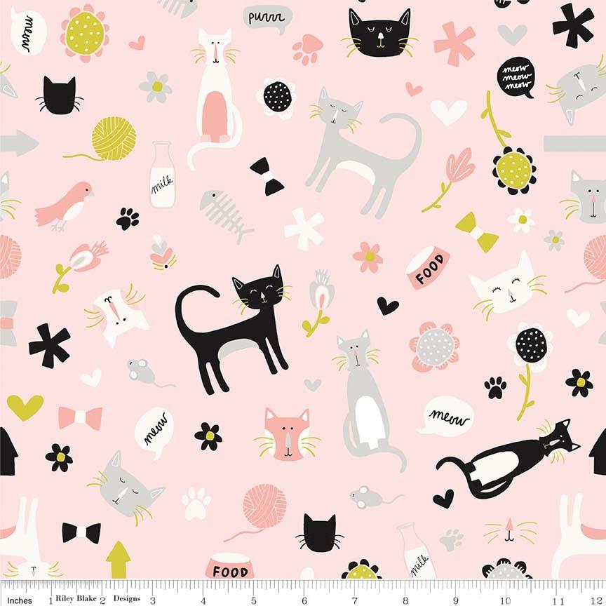Meow Yarn Dark Pink