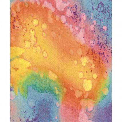 Fossil Fern Rainbow
