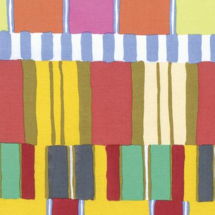 Artisan Layered Stripe Yellow