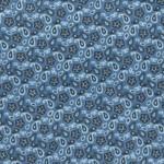 Bandana Blue Silky Minky