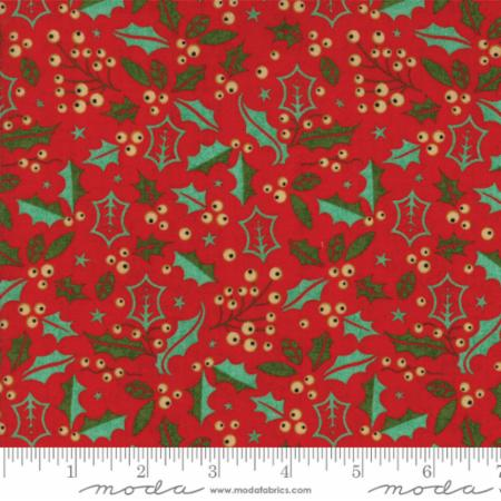 Christmas Holly Red