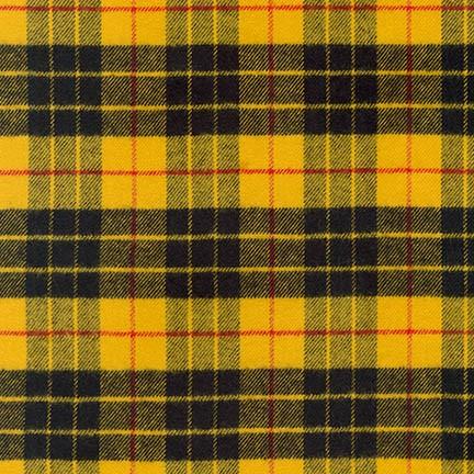 Highlander Flannel Gold