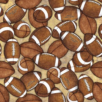 Footballs Tan