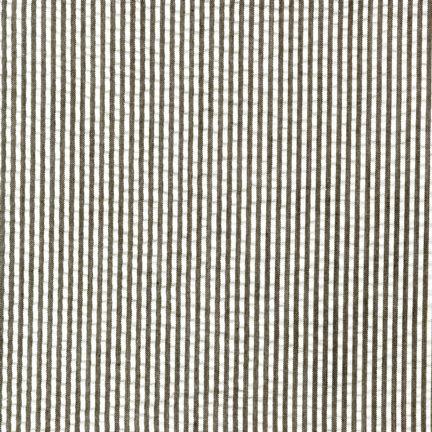 Seersucker Stripe Expresso
