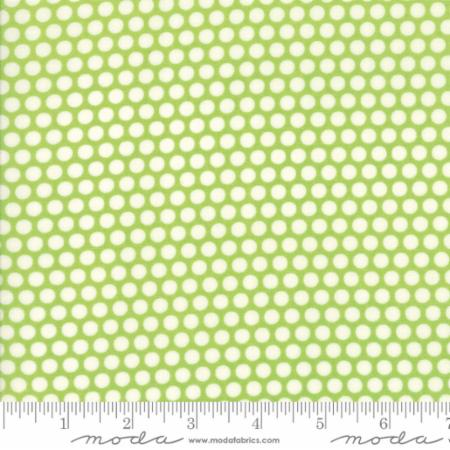 Bliss Dots Green