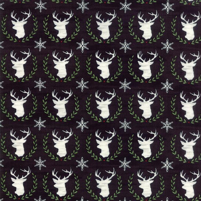Laurel Deer Black