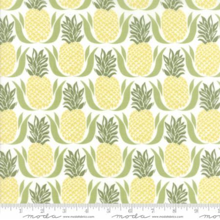Bungalow Pineapple White Lime