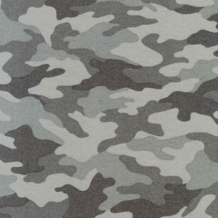 Camouflage Flannel Grey