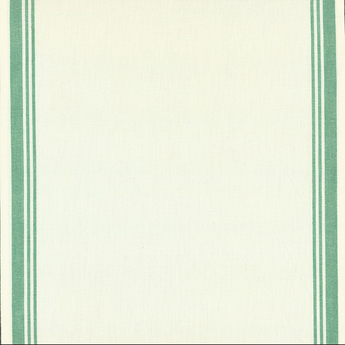 16 inch Toweling Border Green