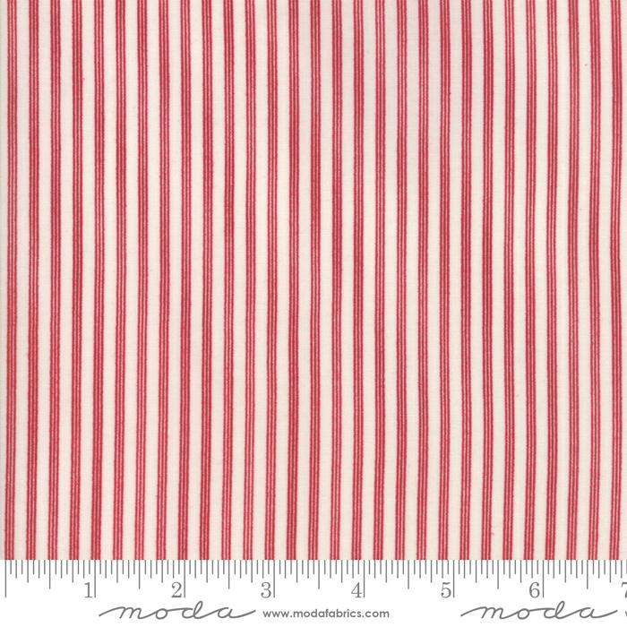 Triple Stripe Red