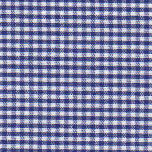 1/16 Nautical Gingham - Fabric Finders