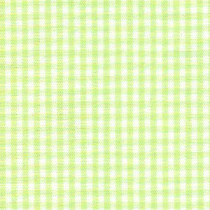 1/16 Lime Gingham - Fabric Finders