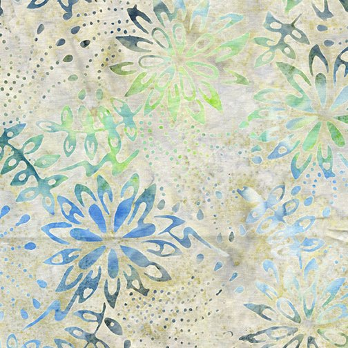 Dahlia Pale Blue/Green