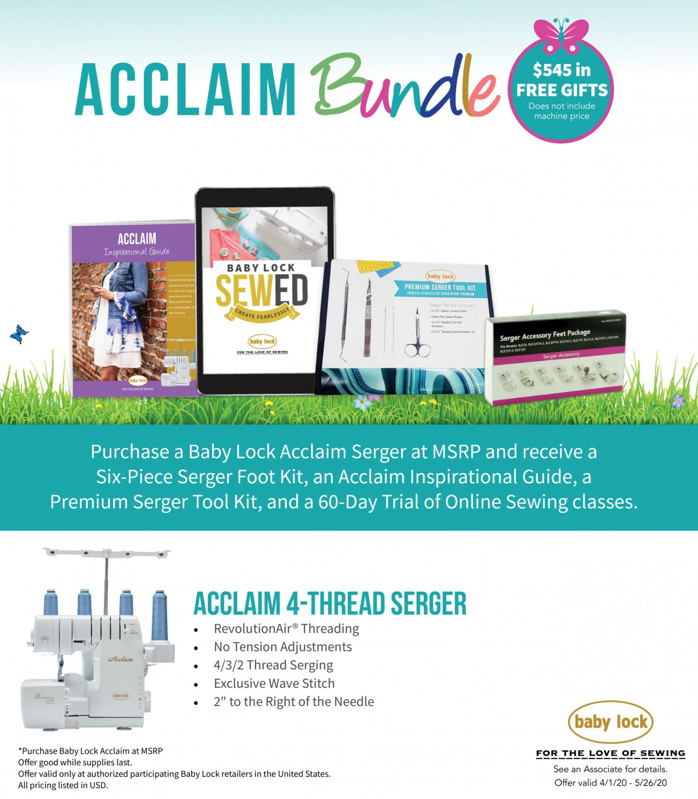 Acclaim Bundle