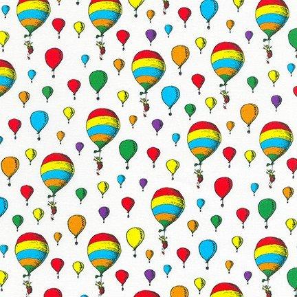 A Little Seuss Balloons