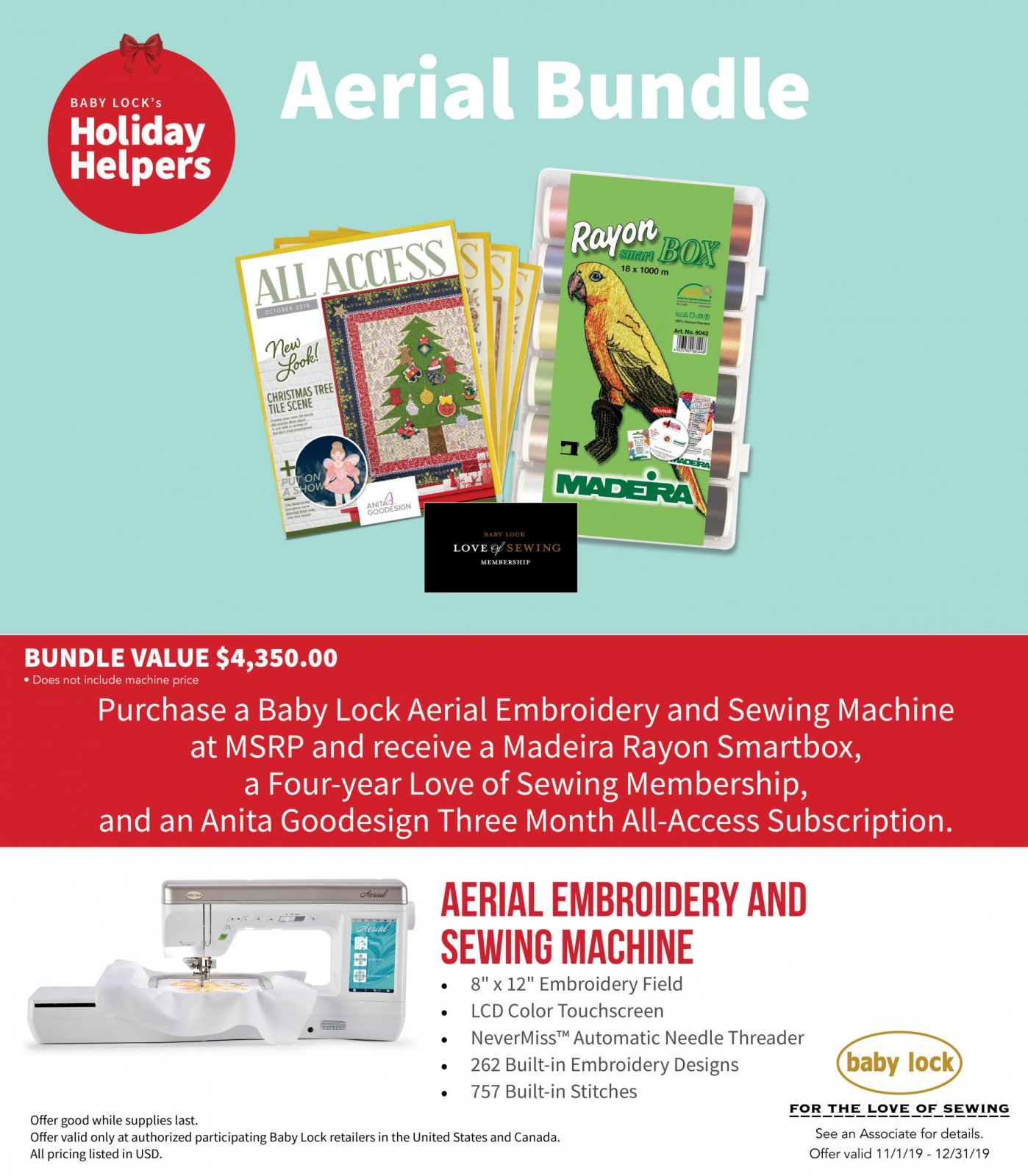 Aerial Bundle Deal