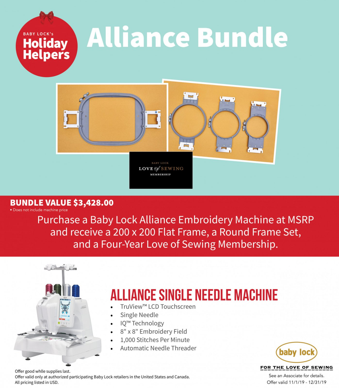 Alliance Bundle Deal