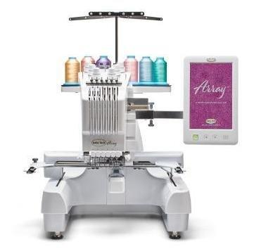 Baby Lock Array Multi-Needle Embroidery Machine  *NEW*