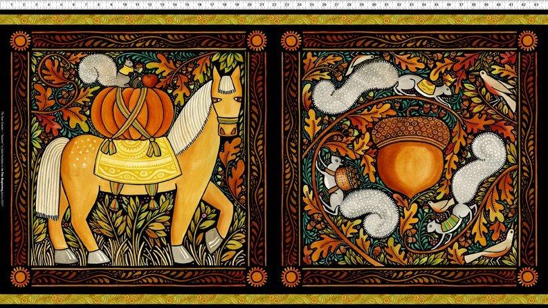 Autumn Panel Multi 24