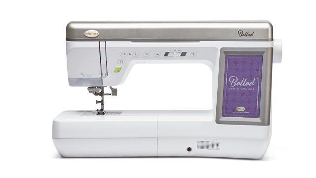 Baby Lock Ballad Sewing & Quilting Machine *NEW*