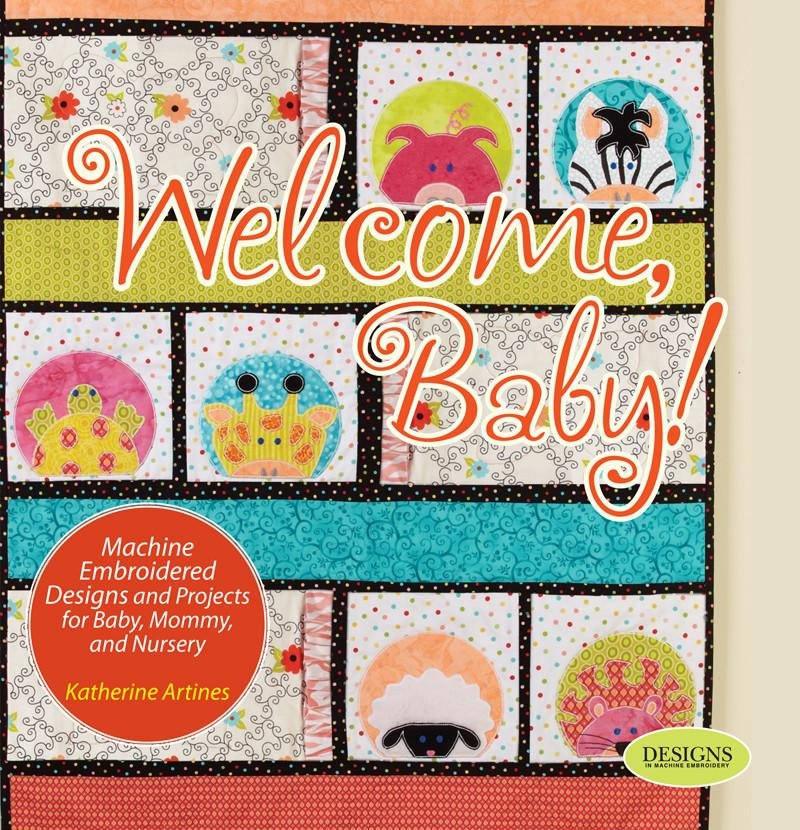 Welcome Baby by Katherine Artin