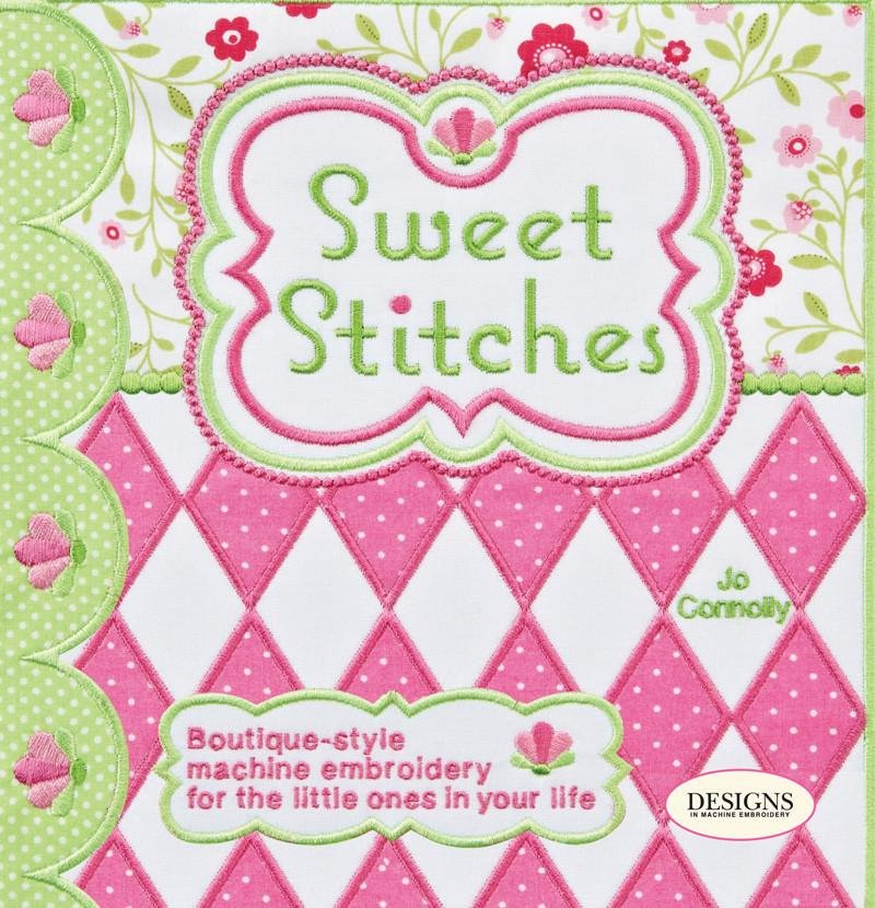 Sweet Stitches by Jo Connolly