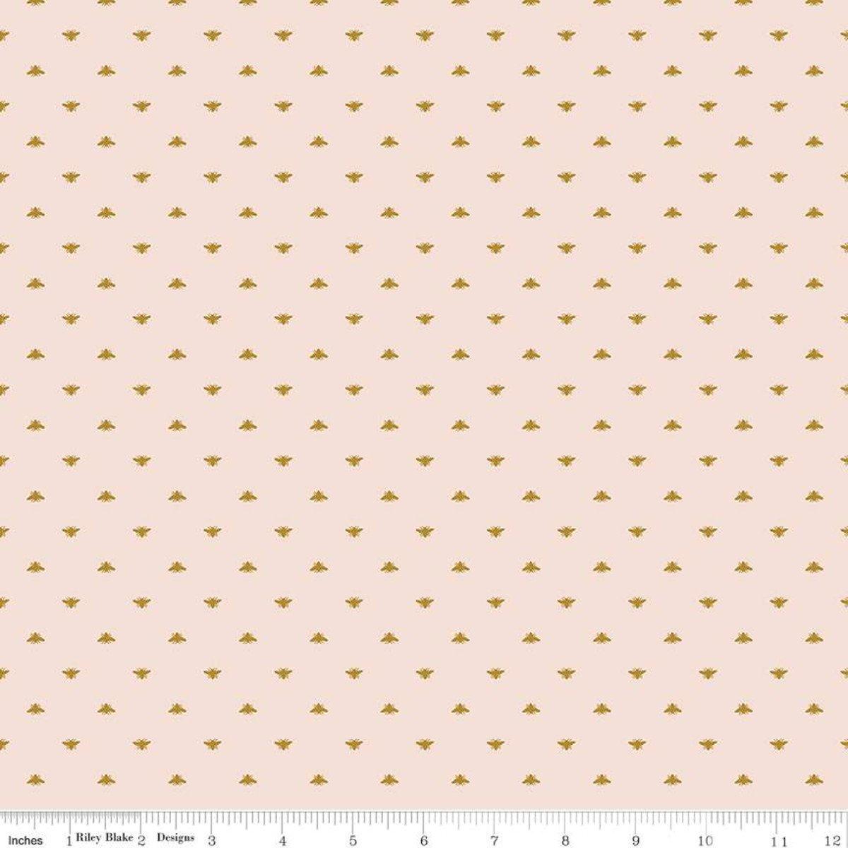 Summer Picnic Bees Pink