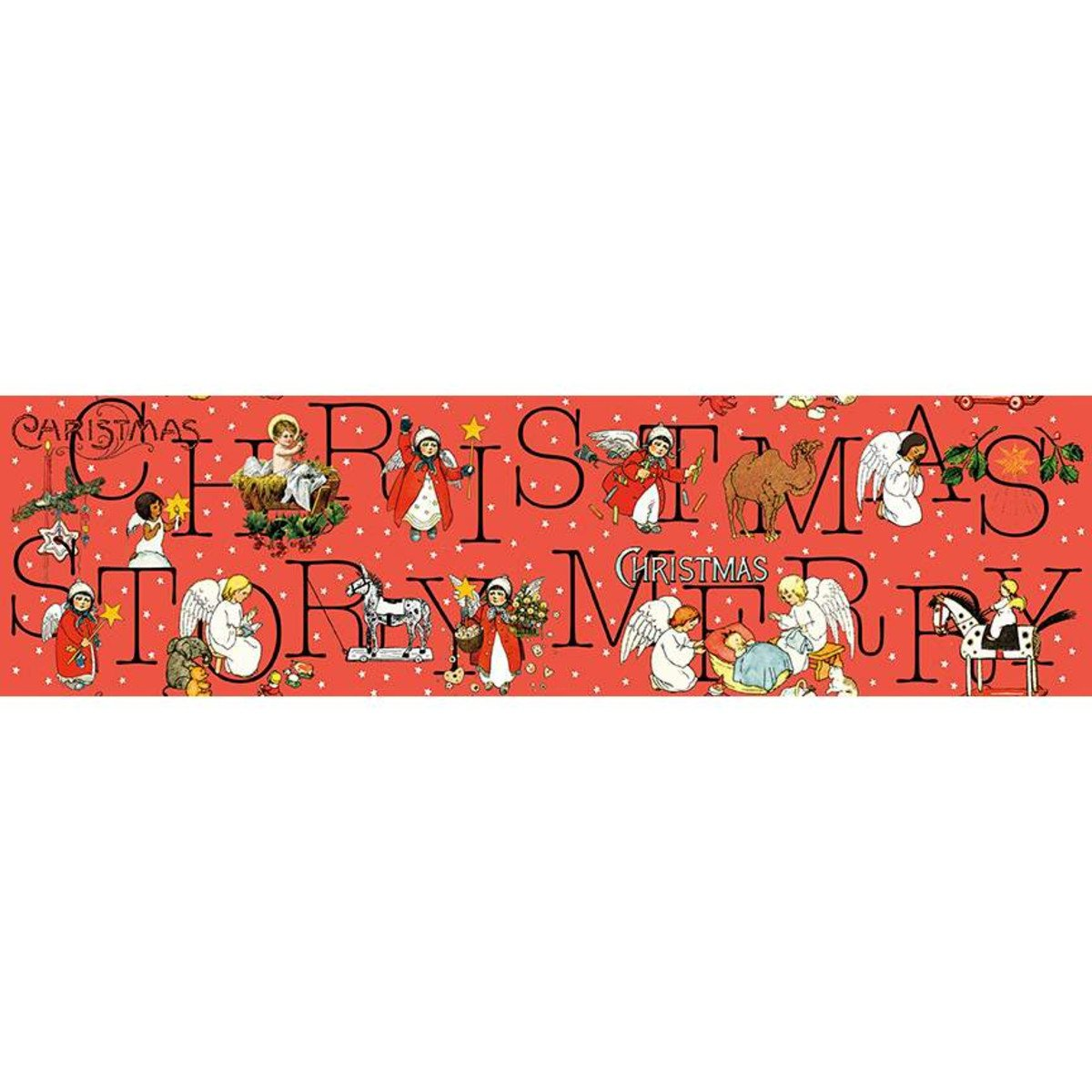 All About Christmas Story Red