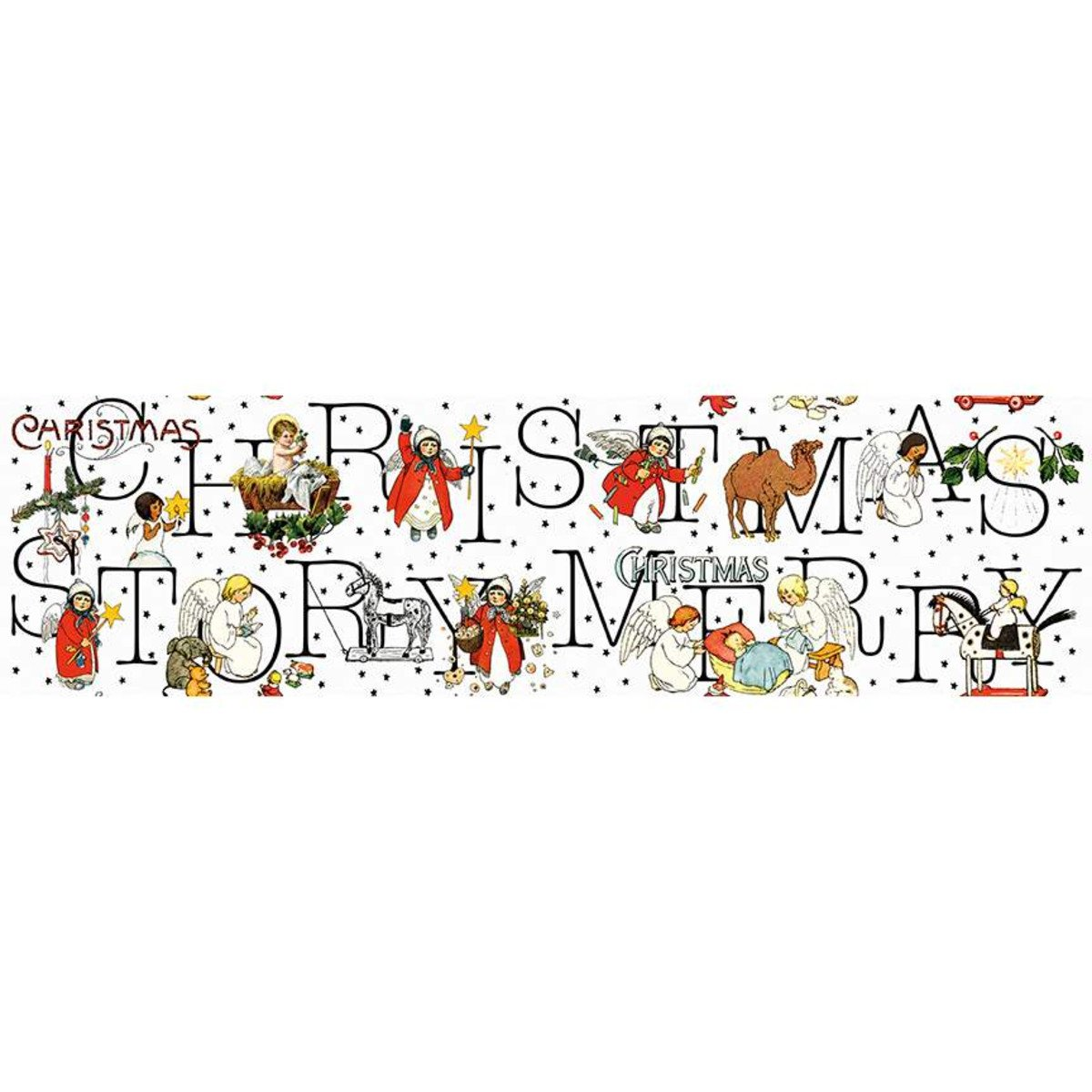 All About Christmas Story White