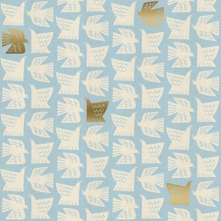 Kibori Paper Birds Sky