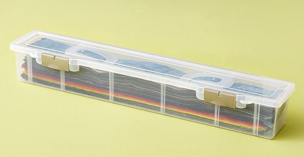 Fabric Strip Case