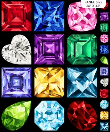 Jewel Box Panel