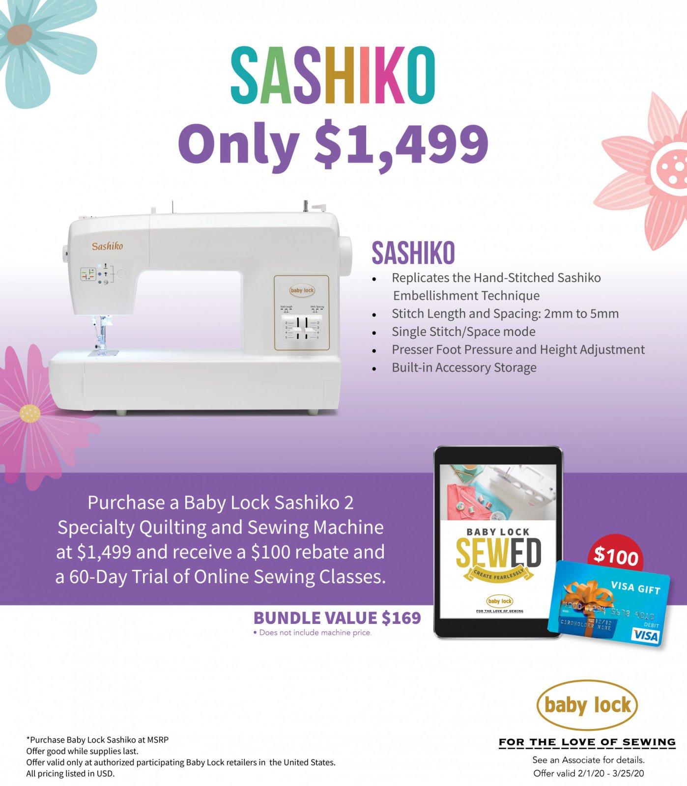 Sashiko Bundle